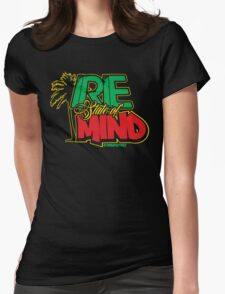 Irie State of Mind Womens Fitted T-Shirt