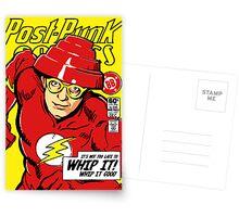 Post-Punk Comics | Whip It Postcards