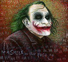 Joker by Lincke