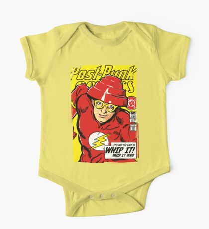 Post-Punk Comics   Whip It Kids Clothes