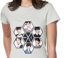 Exo-K Womens Fitted T-Shirt