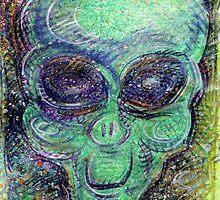Alien by Lincke