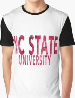 North Carolina State University Graphic T-Shirt