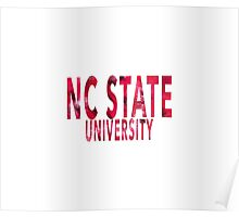 North Carolina State University Poster