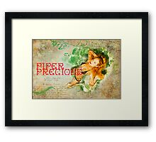 Piper Precious Wet Poster No73-5824 Framed Print
