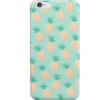 Pineapple Print / Pattern Phone Case iPhone Case/Skin