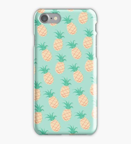 Pineapple Print / Pattern Phone Case iPhone Case/Skin