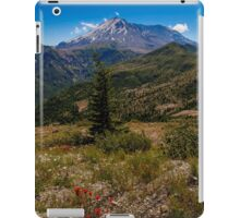 Mt St. Helens regrowth 30 yrs after massive eruption iPad Case/Skin