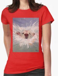 Skadoosh Womens Fitted T-Shirt
