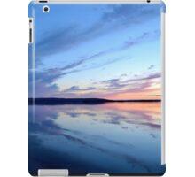 Marble Mountain Winter Sunset iPad Case/Skin