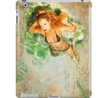 Piper Precious Wet Poster No73-5824 iPad Case/Skin