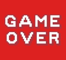 Game Over One Piece - Short Sleeve