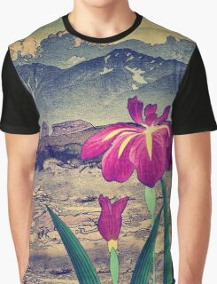 Evening Hues at Jiksa Graphic T-Shirt