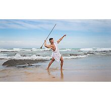 Javelin  Photographic Print