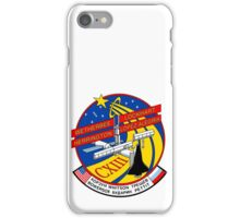 ISS Mission CXIII (113) iPhone Case/Skin