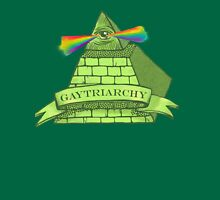Gaytriarchy - Show your gay agenda with pride! Tank Top