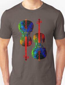 Cello Color Unisex T-Shirt
