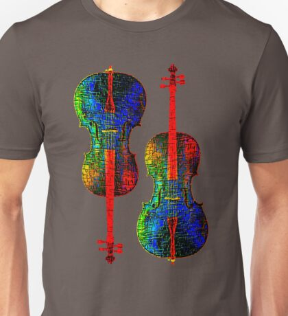 Cello Color Unisex T-Shirt
