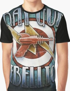 Logo - Ray Gun Rebellion Graphic T-Shirt