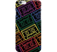 Retro Rainbow iPhone Case/Skin