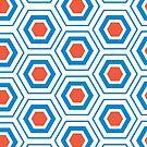 white rug pattern by fotodose