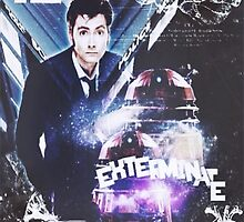 The 10th Doctor by carstxirs
