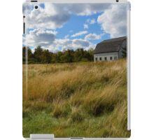 Beaver Cove Barn iPad Case/Skin