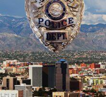 Tucson Police Skyline Sticker