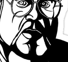 Walter Sobchak Sticker