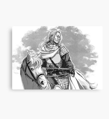 Fairy Tale Attitude Canvas Print