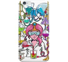 Science With Princess Bubblegum iPhone Case/Skin