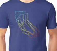 california chill blur Unisex T-Shirt