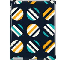 Disco! Retro pattern #4 iPad Case/Skin
