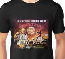 JASON ALDEAN SIX STRING ROCK Unisex T-Shirt
