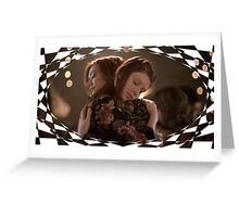 Tara Buffy Willow 6 Greeting Card