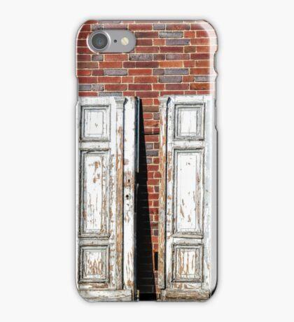 Doors Outdoors iPhone Case/Skin