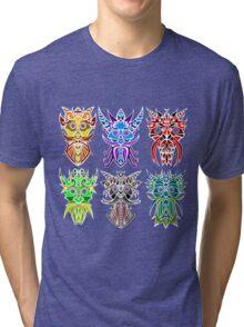 The Six Gods Tri-blend T-Shirt