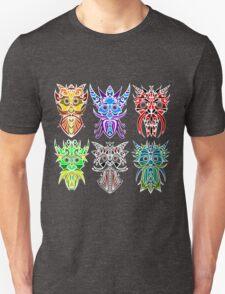The Six Gods Unisex T-Shirt