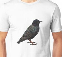 Stunning starling Unisex T-Shirt