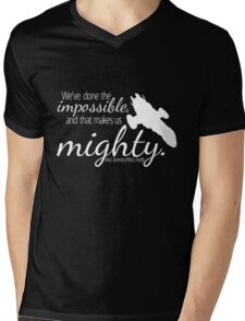 Firefly Shirt Mens V-Neck T-Shirt