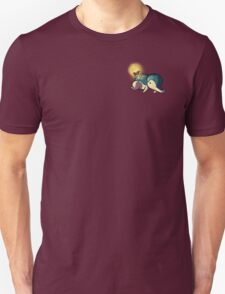 Cyndaderp Pocket Design T-Shirt