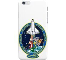 ISS Mission 116 iPhone Case/Skin