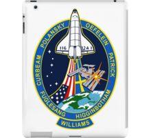 ISS Mission 116 iPad Case/Skin