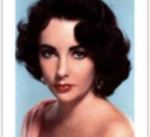 Elizabeth Taylor  Sticker