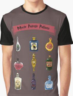Moste Potente Potions Graphic T-Shirt