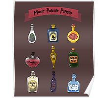 Moste Potente Potions Poster