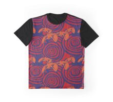 Gamer Batik Graphic T-Shirt