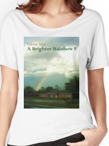 Brighter Rainbow Women's Relaxed Fit T-Shirt