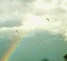 Brighter Rainbow Sticker