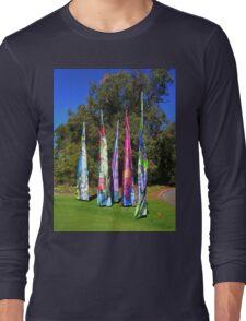 Kings Park Flags Long Sleeve T-Shirt